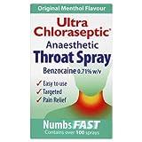 Ultra Chloraseptic Throat Spray Original - 15ml