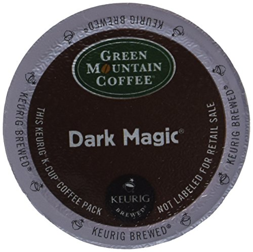 Green Mountain Coffee, Dark Magic (Extra Bold), 96-Count K-Cups for Keurig Brewers (Black Magic Coffee K Cup compare prices)