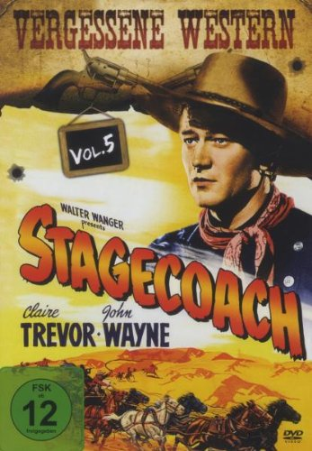 Stagecoach / Digital Remastered Vergessene Western Vol. 5