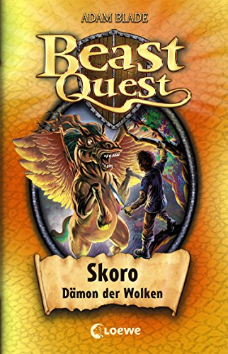 Beast Quest 14 - Skoro, Dämon der Wolken (German Edition) (Beast Quest Series 14 compare prices)
