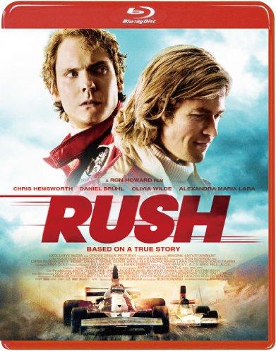ラッシュ/プライドと友情 [Blu-ray] -
