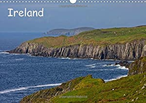Ireland Wall Calendar 2015 Din A3 Land