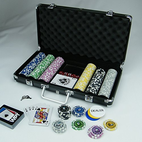 Official wpt poker set