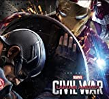 img - for Marvel's Captain America: Civil War: The Art of the Movie book / textbook / text book