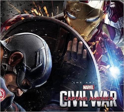 Marvel's Captain America: Civil War: The Art of the Movie ISBN-13 9780785198185