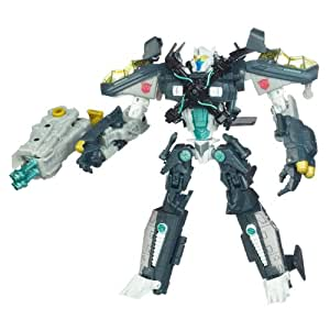 Catterpillar Transformers: Dark of the Moon MechTech Voyager Skyhammer Figure