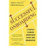Successful Onboarding: Strategies to Unlock Hidden Value Within Your Organization ~ Mark Stein