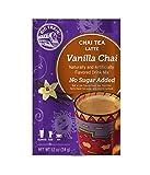 Big Train Vanilla Chai, No Sugar Added, 1.2-Ounce Single Serve Packets (Pack of 25)