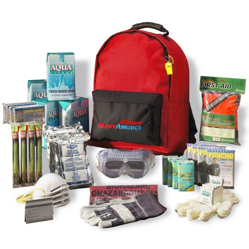 Ready-America-70380-Essentials-Emergency-Kit-4-Person-3-Day-Backpack