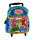 Yo Gabba Gabba Rolling Backpack - Toddler Size