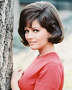 Amazon.com: Print on Canvas 'Claudia Cardinale', Size: 10 x 8 in