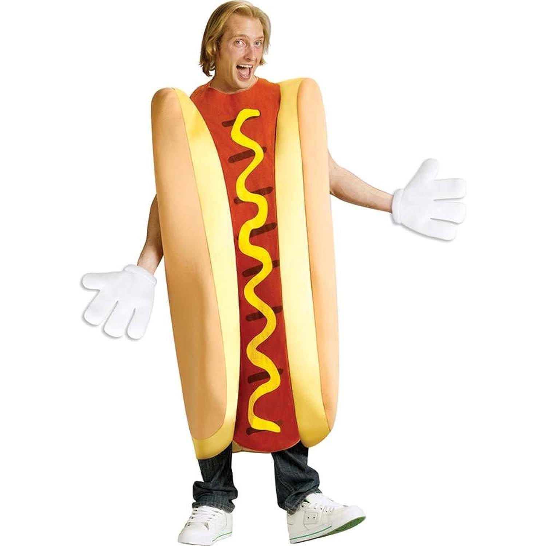 FunWorld Hot Dog Costume Hot Dog Costume