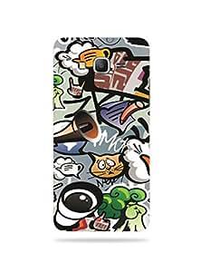 alDivo Premium Quality Printed Mobile Back Cover For Samsung Galaxy Grand Prime / Samsung Galaxy Grand Prime Case Cover (WZ013)