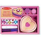 Melissa & Doug Decorate-Your-Own Heart Chest