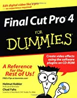 Final Cut Pro 4 for Dummies