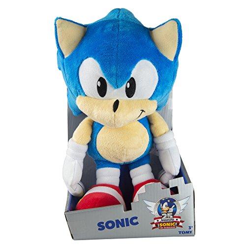 Sonic The Hedgehog t2252725esimo anniversario 12Inch peluche-Sonic Classic