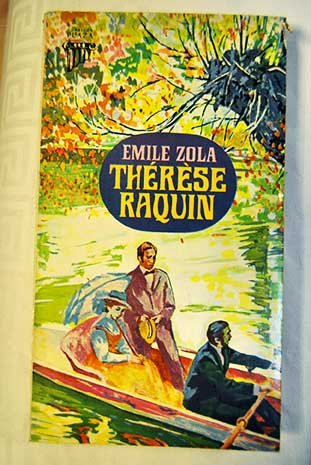raquin essay Therese raquin emile zola introduction i french realist and naturalist tradition in literature a realist and naturalist literature were aimed at a new class of reader.