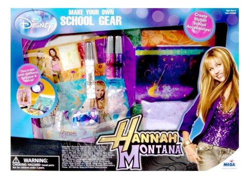 Hannah Montana:  MYO Room Décor/Locker Gear Assortment - 1