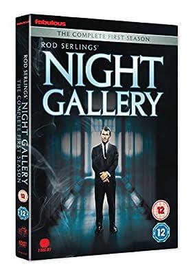 Night Gallery - Season 1 [DVD]