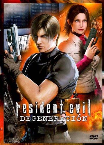 Resident Evil: Degeneración [DVD]