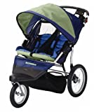 51nb4SbeubL. SL160  Schwinn Free Wheeler 2 Double Jogging Stroller    Top Rated Stroller