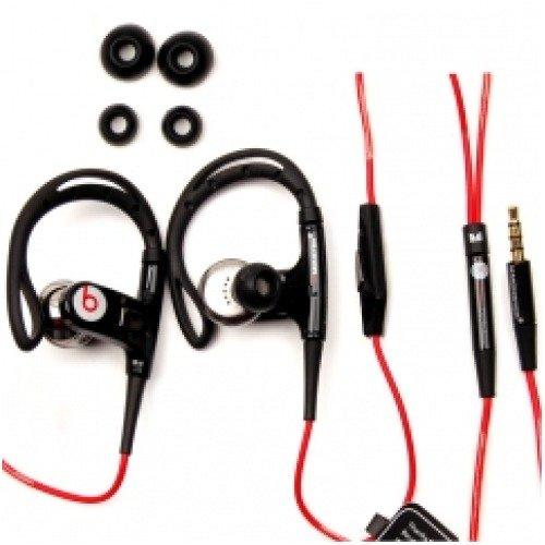 Original Powerbeats By Dr. Dre In-Ear Headphone Black