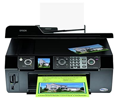 Epson Stylus CX9400Fax Color All-in-One Printer