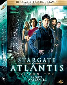 Stargate Atlantis: Season Two (La porte d'Atlantis) (Bilingual)
