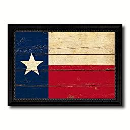 Texas State Vintage Flag Art Collection Western Shabby Cottage Chic Interior Design Office Wall Home Decor Gift Ideas, 27\