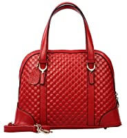 Genuine Leather Tote Handbag for Women By Alpha Impact