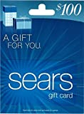 Sears $100 Gift Card