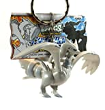 "Banpresto Pokemon Best Wishes Figure Keychain Banpresto 2011 2"" Shiny Reshiram"
