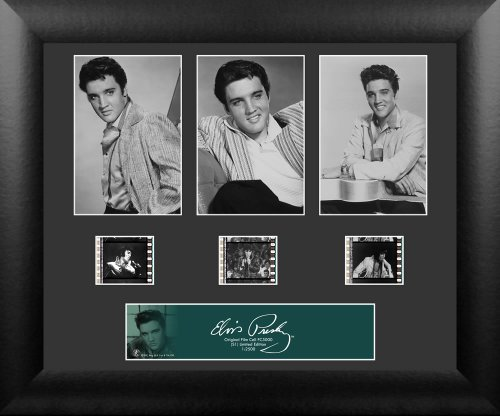 Buy Low Price Film Cells Elvis Presley Series 1 Standard Triple Film Cell Figure (B002EX7ZEK)