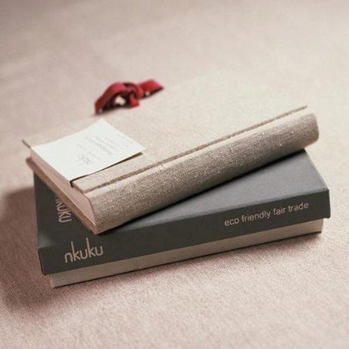 Nkuku Linen Photo Album - Large