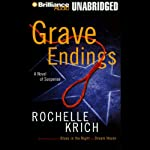 Grave Endings: Molly Blume #3 (       UNABRIDGED) by Rochelle Krich Narrated by Deanna Hurst
