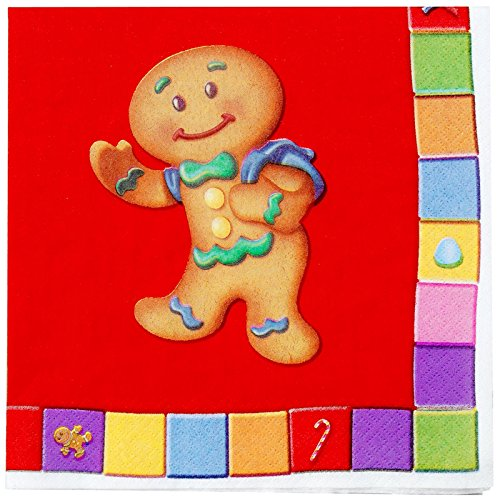 Candy Land Lunch Napkins (20)