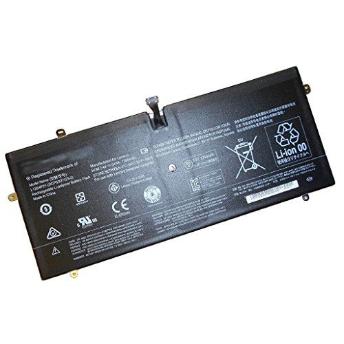 BPXbatterie d'ordinateur portable L13S4P21 (7300mAh 54Wh 7.4V) for Lenovo Yoga 2 Pro 13 Series 121500156 21cp5/57/128-2