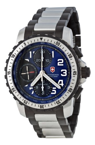 Victorinox Swiss Army Men&#8217;s 241194 Alpnach Automatic Chrono Watch