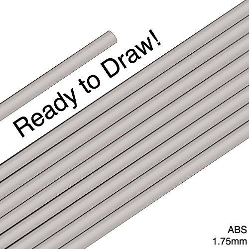 3D Pen Filament Abs 1.75Mm - Dark Gray