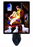 Christmas Night Light - Silent Night, Holy Night - Religious