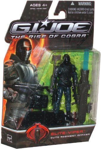 "Buy Low Price Hasbro G.I. JOE ""The Rise Of Cobra"" Elite-Viper Regiment Officer Figure w/… (B002YMAW3W)"