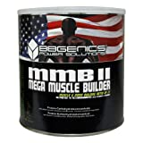 BB Genics MMB II MegaMuscleBuilder, Vanille, 1000g Dose, SP-EW0411
