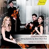 ハイドン:弦楽四重奏曲集 (Haydn : String Quartets Op. 64-4   74-3   76-5 / Minetti Quartett)
