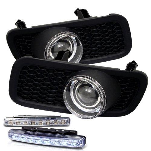 review rxmotoring 2004 ford f150 fog light 8 led bumper. Black Bedroom Furniture Sets. Home Design Ideas
