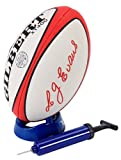 GILBERT RUGBY STARTER PACK- BALL, TEE, AND PUMP