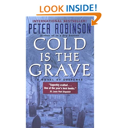 Cold Is the Grave: A Novel of Suspense (Inspector Banks Novels)