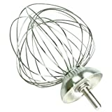 First4spares Large Balloon Whisk Attachment for Kenwood Premier / Major / Chef Food Mixers