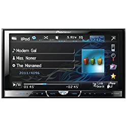 See Pioneer AVH-P4400BH 2-DIN Multimedia DVD Receiver with 7