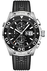 Tag Heuer Aquaracer Chronograph Mens Watch CAJ2110.FT6023