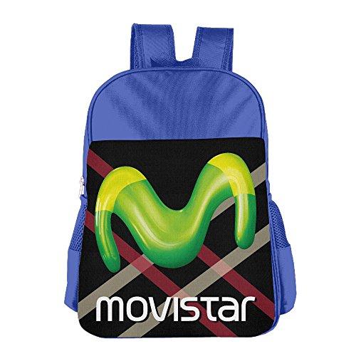 launge-kids-movistar-logo-school-bag-backpack